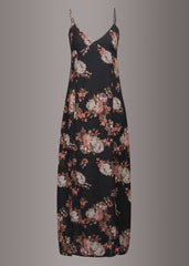 Knockout Floral Boho Maxi Dress