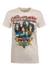 Aerosmith Band Tee by Goodie Two Sleeves
