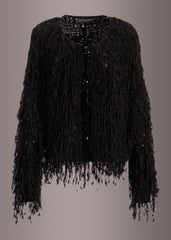 Women's Shaggy Jacket