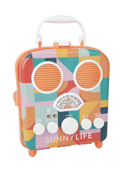 Sunnylife portable radio