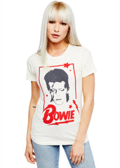 David Bowie Tee by Goodie Two Sleeves