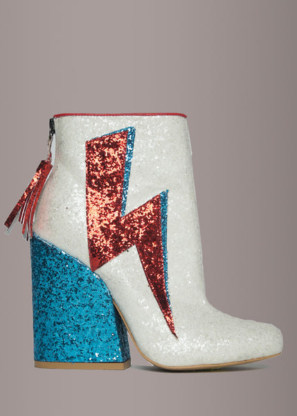 David Bowie Boots