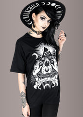 ouija board gothic shirt