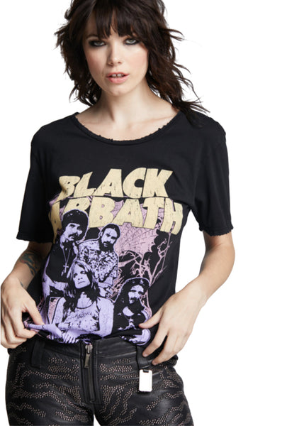 Black Sabbath Band Tee by Recycled Karma