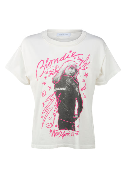 Blondie New York t shirt