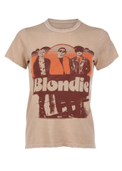 vintage blondie band shirt