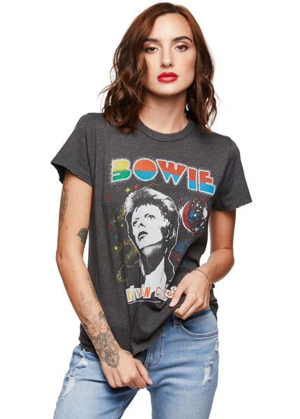 david bowie vintage band tee