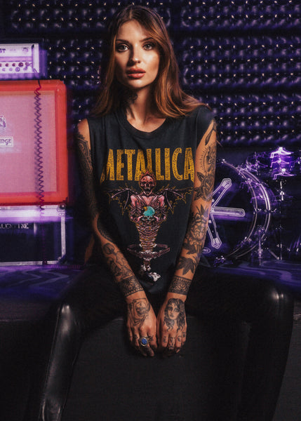 daydreamer la metallica tee