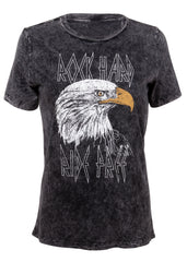 eagle graphic tee