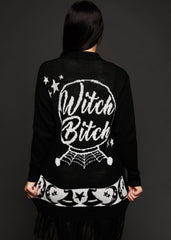 Witchy goth jacket