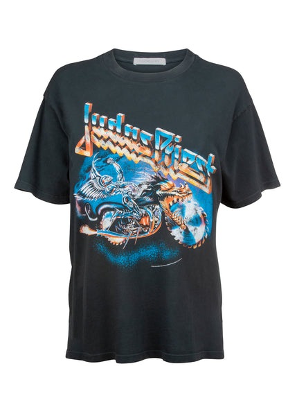 judas priest painkiller band shirt