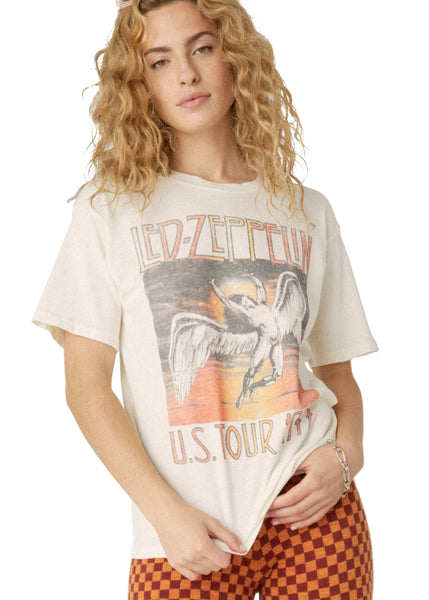 led zeppelin band shirt