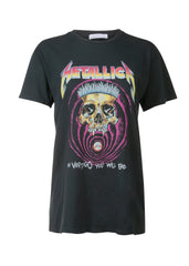 Metallica in Vertigo Oversized Fit Band Shirt by Daydreamer LA