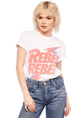 rebel rebel david bowie tee