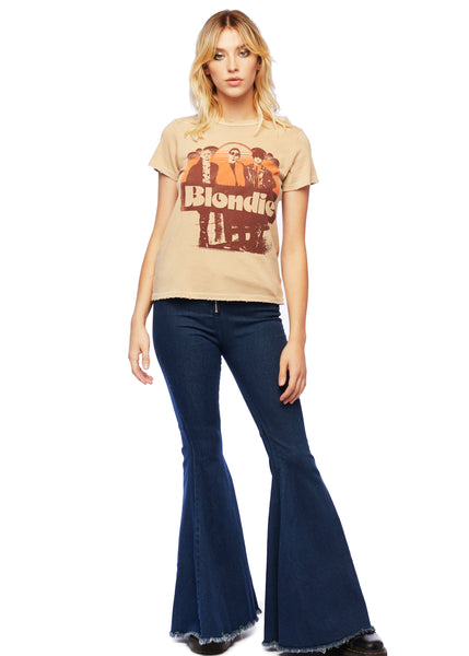 retro blondie t shirt