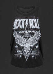 rock n roll eagle top