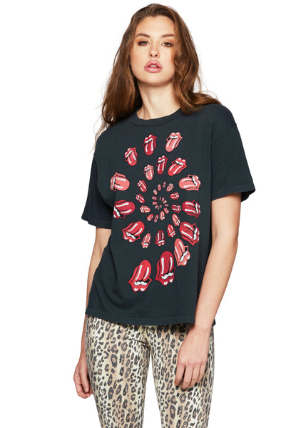 Rolling Stones band shirt