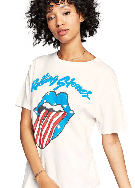 rolling stones patriotic tongue t shirt