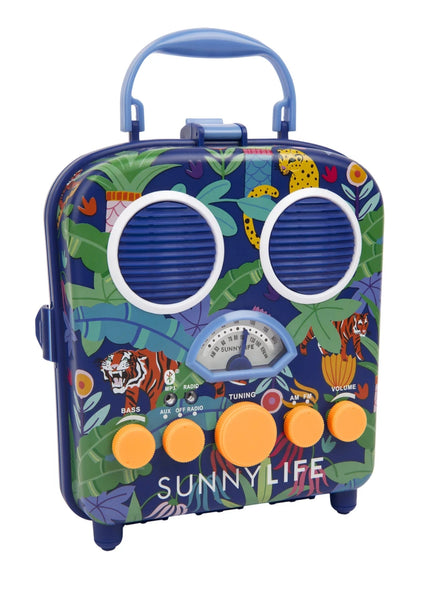 Sunnylife Australia jungle beach radio