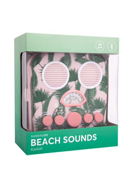 Sunnylife Australia beach sounds radio