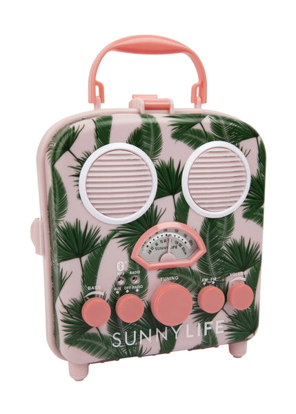 Sunnylife portable bluetooth speaker