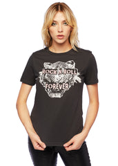 tiger rock n roll tee