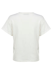 white blondie t shirt