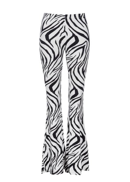 zebra bell bottoms
