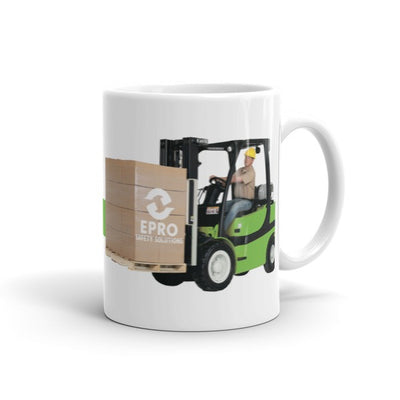 Driven By SAFETY Mug