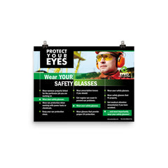 EPRO Eye Protection Poster