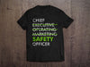 EPRO Chief SAFETY Officer T-Shirt (Black)