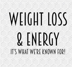 Weight Loss / Energy