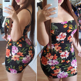 Kimberly Floral Dress
