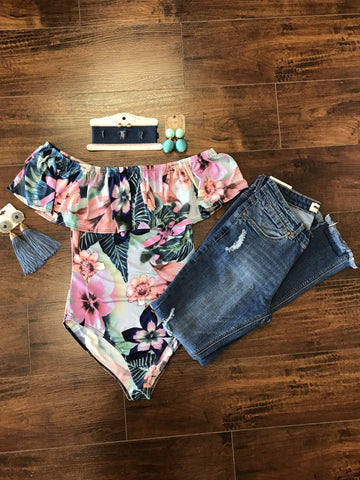 Tropical lover Bodysuit