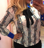 Wednesday Work Mode Blouse