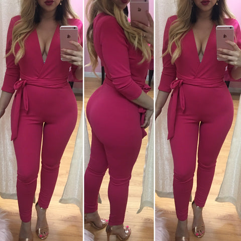 Head Turner Jumpsuit