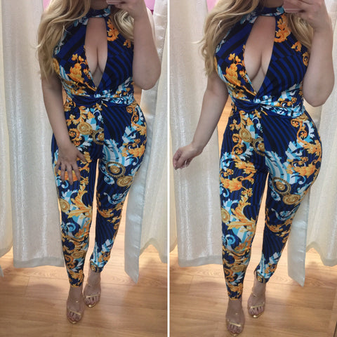 Lizbeth Jumpsuit