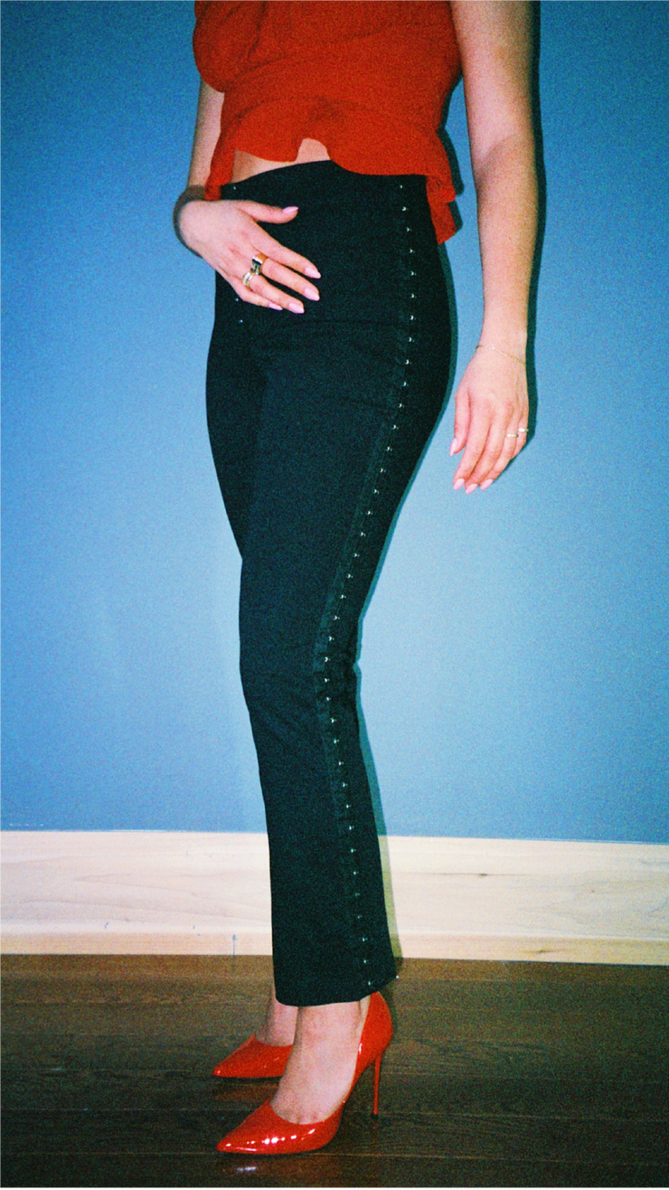 Hook & Eye Pants
