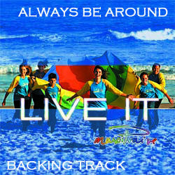 """Always Be Around"" Instrumental Backing Track"