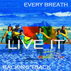"""Every Breath"" Instrumental Backing Track"