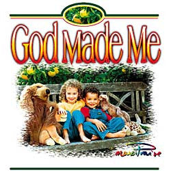 God Made Me CD