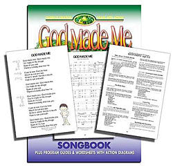 God Made Me Songbook