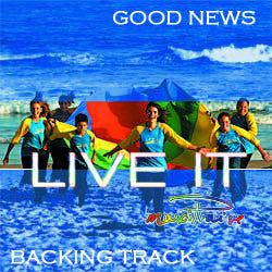 """Good News"" Instrumental Backing Track"