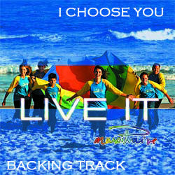 """I Choose You"" Instrumental Backing Track"