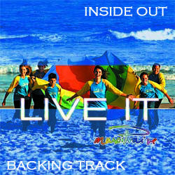 """Inside Out"" Instrumental Backing Track"