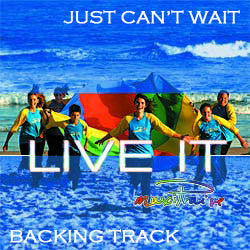 """Just Can't Wait"" Instrumental Backing Track"