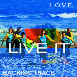 """L.O.V.E."" Instrumental Backing Track"