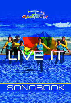 Live It Songbook (PDF)