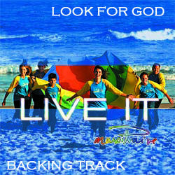 """Look For God"" Instrumental Backing Track"