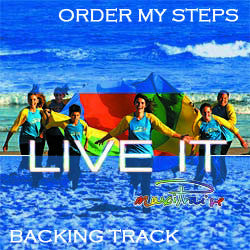 """Order My Steps"" Instrumental Backing Track"